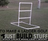 Video of How to Build a Ladder Golf Game