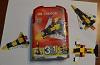 Build of Lego Creator 3 in 1 Skyflyers 31001