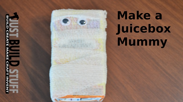 juice box mummy