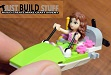 Lego Friends Jungle Boat 30115 Build Review