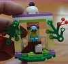 Lego Friends Macaws Fountain 41044 Build Review
